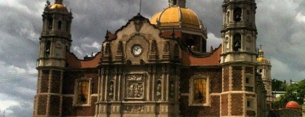 Basílica de Santa María de Guadalupe is one of Mexico City.