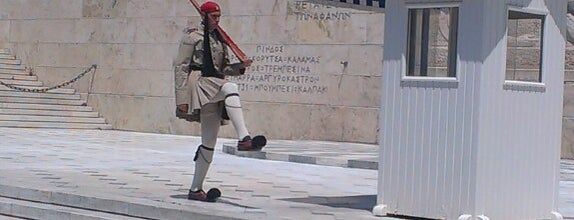 Syntagma Square is one of Places.