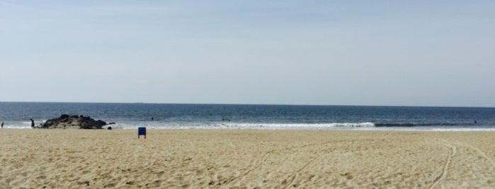 Far Rockaway Beach - 91st Street is one of NYC SCENERY by the water.