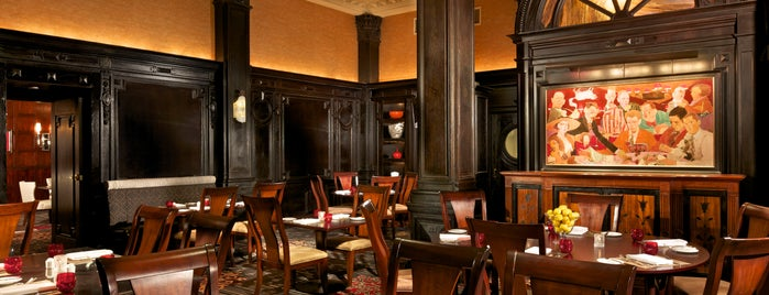 The Round Table Restaurant at The Algonquin Hotel Times Square, Autograph Collection is one of NY.