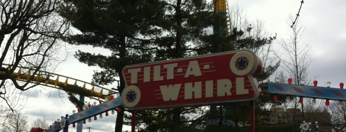 Tilt-A-Whirl is one of Favorite Arts & Entertainment.