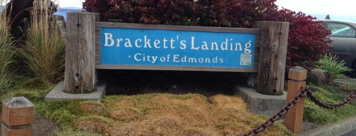 Brackett's Landing is one of Edmonds Waterfront.