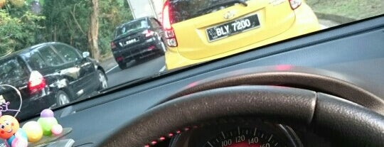 Seksyen 16 is one of owning..haha.