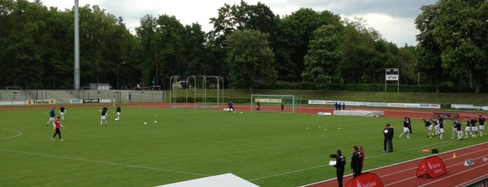 Fuchs-Park-Stadion is one of Bamberg #4sqCities.