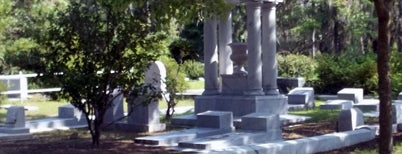 Bonaventure Cemetery is one of Historical sites to see.