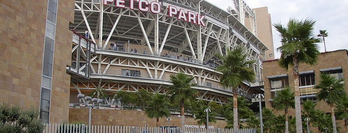 Petco Park is one of HISTORY's tips.