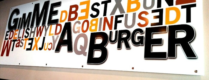 Gimme A Burger is one of Top picks for Burger Joints.