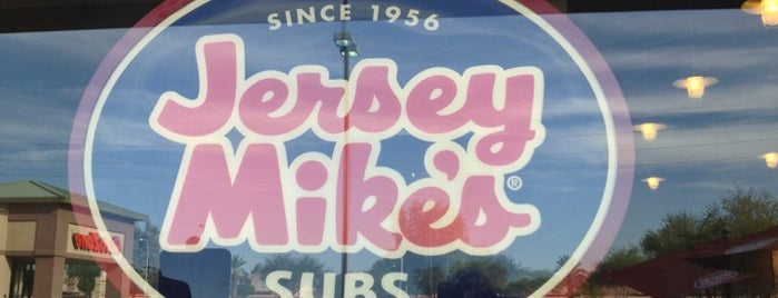 Jersey Mike's Subs is one of Kim's.