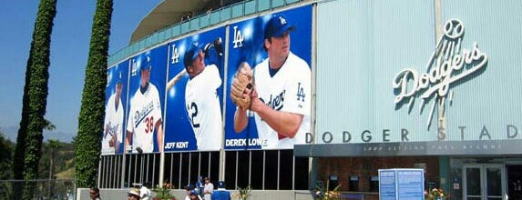 Dodger Stadium is one of ท่องเที่ยว Los Angeles, CA.