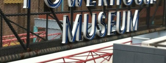 Powerhouse Museum is one of Australia Trip.