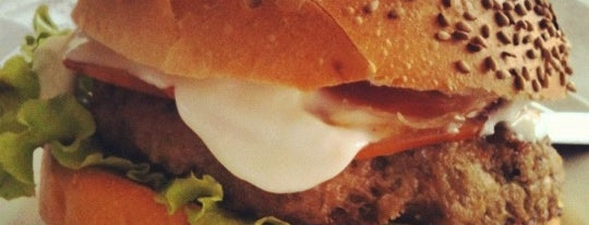 Mangiari di Strada is one of Hamburger. La classifica definitiva di Milano.