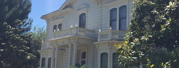 Rengstorff House is one of Potential Vendors.