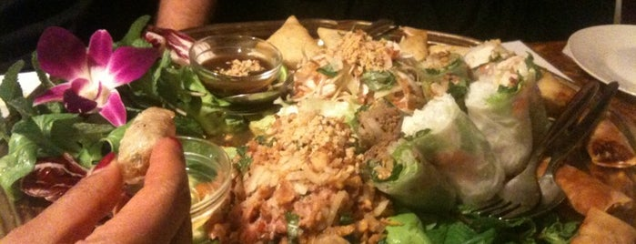 Indochine is one of Favorite Food.