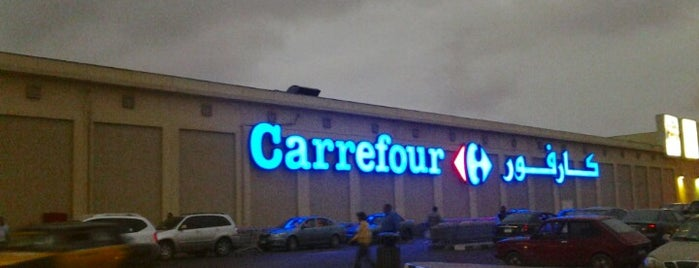 Carrefour is one of Top 10 places to try this season.