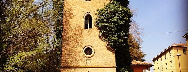 Villa Spada is one of Bologna City Badge - Bolognese.