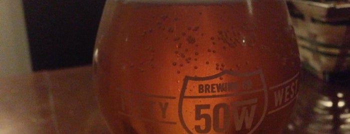 Fifty West Brewing Company is one of Cincinnati for Out-of-Towners #VisitUS.