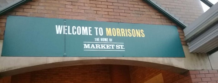 Morrisons is one of Lincoln.