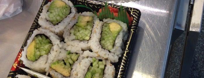 Penn Sushi is one of Bento (NY).