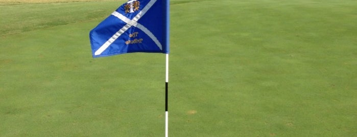 The Tribute Golf Course is one of * Gr8 Golf Courses - Dallas Area.