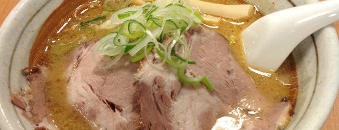 すすきの亭 is one of ラーメン同好会・名古屋支部.