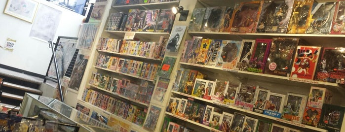 Anime Jungle 1st is one of LA Otaku's Favorite Places.