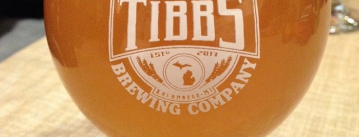 Tibbs Brewing Company is one of Michigan Breweries.