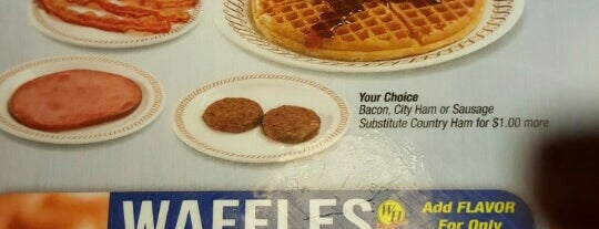 Waffle House is one of Asheville All-in-All.