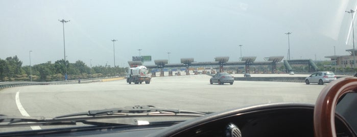 Plaza Tol Seri Muda is one of Highway & Common Road.