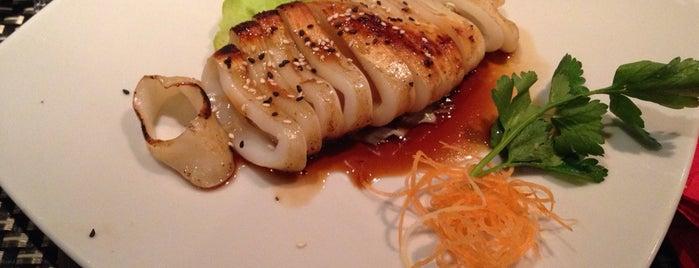 Ristorante Hai-q is one of Sushi Love.