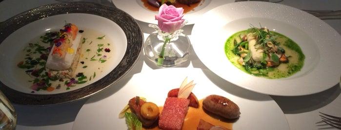 Restaurant Gordon Ramsay is one of Restaurants.