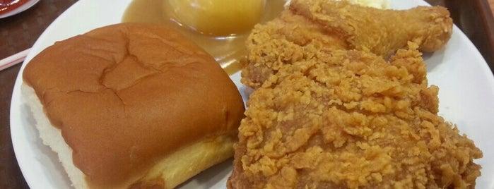 KFC is one of Makan @ Shah Alam/Klang #1.