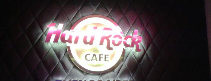 Hard Rock Cafe Buenos Aires is one of HARD ROCK CAFE'S.