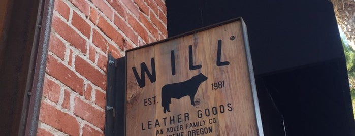 Will Leather Goods 'Flagship Store' is one of Guide to Los Angeles's best spots.