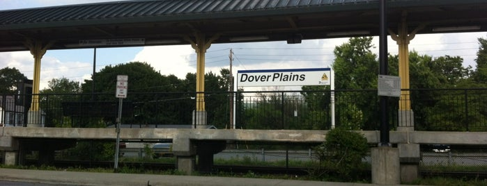 Metro North - Dover Plains Train Station is one of Harlem Line (Metro-North).