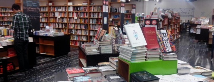 Kepler's Books is one of SF to-do.