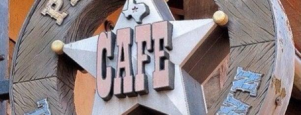 Pecos Bill Tall Tale Inn & Café is one of Disney Adventure.
