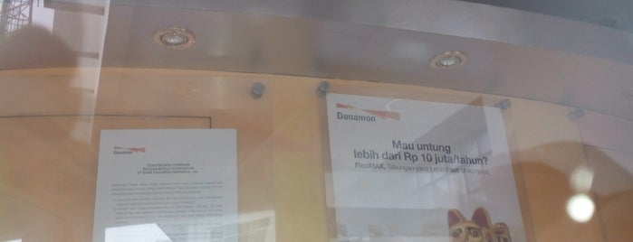 Bank Danamon is one of Next Dest.