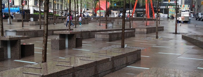 Zuccotti Park is one of New York New York.