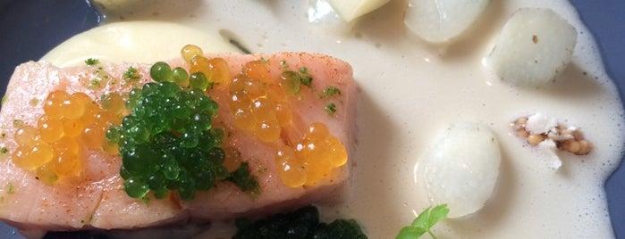 Restaurant Vendôme is one of 20 favorite restaurants.
