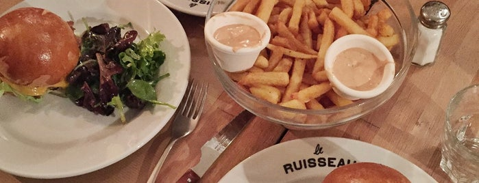Le Ruisseau is one of Paris - Food.