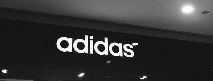 Adidas is one of ParkShoppingSãoCaetano.