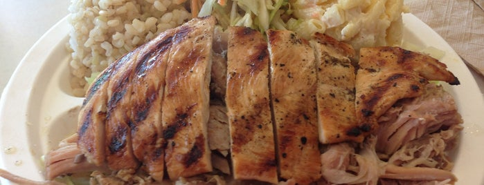 Nalu's Island Grill is one of Healthy Fast-Casual Dining - OC.