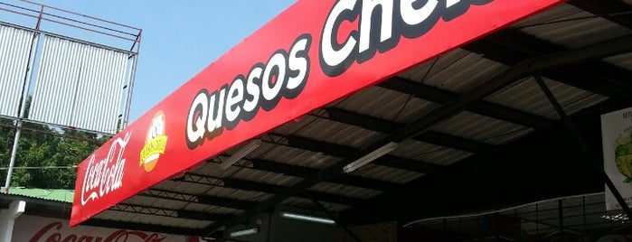 Quesos Chela is one of Top places que debes ir a COMER!.