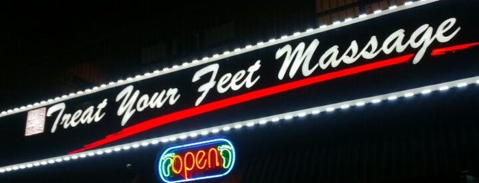 Treat Your Feet is one of Guide to Atlanta's best spots.