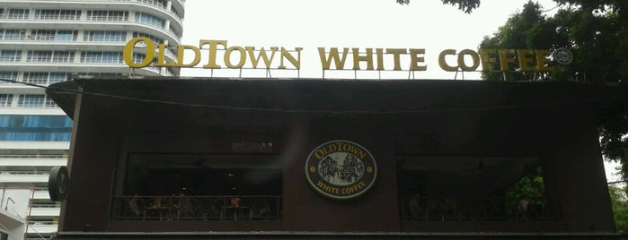 OldTown White Coffee is one of Top 10 dinner spots in Pulau Pinang, Malaysia.