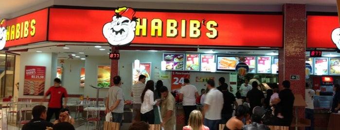 Habib's is one of Must-visit Food in Brasília.