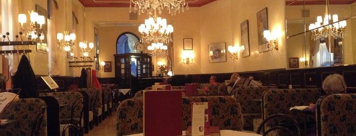 Café Weimar is one of Best of Wiener Kaffeehaus.