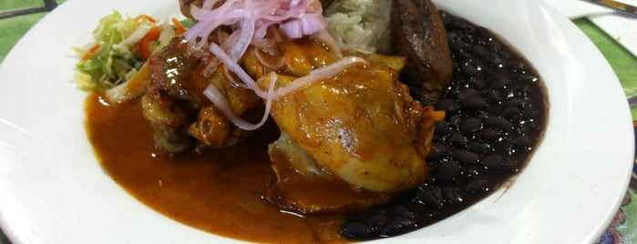 Chichen Itza Restaurant is one of ท่องเที่ยว Los Angeles, CA.