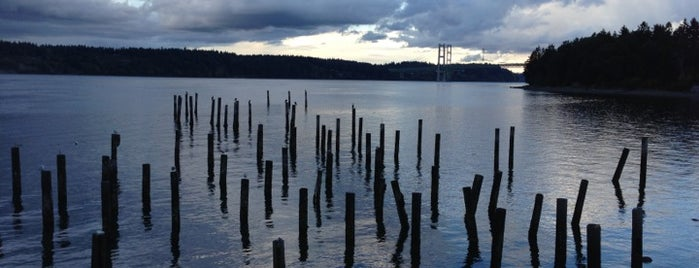 Titlow Park is one of Dog walking in Tacoma.