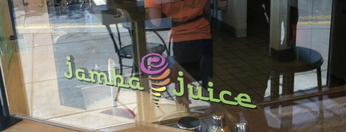 Jamba Juice is one of Check it out.